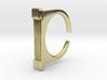 Ring 1-7 3d printed