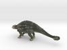 Replica Dinosaurs Ankylosaurus Full Color  3d printed