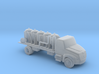 Chemical Delivery Truck - Nscale 3d printed