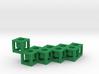 Framework menorah 3d printed