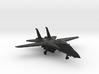 F14 jet Tomcat big 3d printed