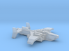 [3mm] Ground Attack Bomber 3d printed