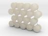 Mushroom Cloud x18 3d printed