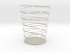 Double Spiral Pencil Holder 3d printed