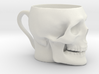 Skull Mug With Handle 3d printed