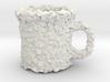 Coffee Bean Mug  3d printed