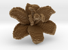 Lily Flower 1 Block - XL 3d printed