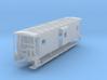 Sou Ry. bay window caboose - Gantt - TT scale 3d printed
