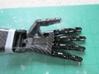 Kickstarter Hand (individual fingers) 3d printed
