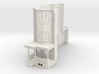 WEST PHILLY ROW HOME 3s 48 BRICK LD 3d printed