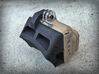Boonie Hat Mount GoPro HERO 3/4 (Standard Case) 3d printed