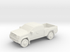 10mm (1/144) 2013 Toyota Tacoma 3d printed