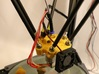 Kossel Mini Effector Body for Magnetic Ball Joint  3d printed