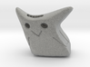 Abstract Owl Statue 3d printed