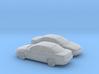 1/160 2X 1994-99 Opel Omega 3d printed