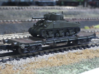 Rectank WW1&2 3d printed Sherman is by Modellbau eu, special order to 1:152