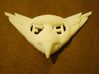 FLYHIGH: Mens Bird Pendant 3d printed FLYHIGH Mens Bird Pendant shown in White Strong & Flexible Plastic
