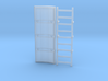 Fake Ladder Wall for the DeAgo Falcon 3d printed