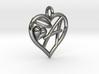 HEART A 3d printed