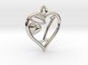 HEART I 3d printed