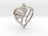 HEART H 3d printed