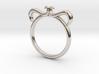 Petal Ring Size 10 3d printed