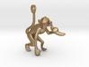 3D-Monkeys 013 3d printed