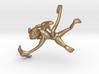 3D-Monkeys 069 3d printed