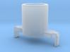 Keycap Slider 90° Modded 3d printed