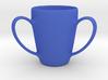 Coffee mug #2 XL - 3 Handles 3d printed