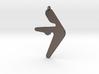 Ringless Aphex Twin Pendant 3d printed