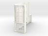 WEST PHILLY 3S ROW STORE CORNER L 160 Brick 3d printed