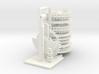 Gear Tower Clock - motorized 3d printed