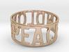 Peaceandlove 65 Bracelet 3d printed