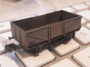 GWR O30 Steel High Open - Body Only 3d printed