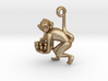 3D-Monkeys 235 3d printed