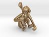 3D-Monkeys 254 3d printed