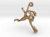 3D-Monkeys 259 3d printed