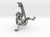 3D-Monkeys 289 3d printed