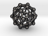 0327 Pentakis Dodecahedron V&E (a=1cm) #003 3d printed