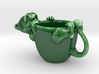 The Cat. Expresso coffee cup 3d printed