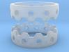 Hex Reminder Ring Size 6 3d printed