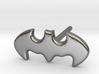 Bat Man Earring 3d printed