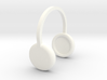 Doll Headphones 3d printed