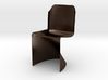 Modeling Lounge Chair 3d printed