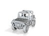 M1163 ITV Mortor tractor 3d printed