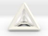 Tetra Prism 3d printed