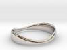 Silverflow Ring 16mm 3d printed