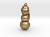 Snowman Lacelock for Nike SB Ugly Xmas Sweater 3d printed