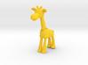 Stumbles the Balance Giraffe 3d printed